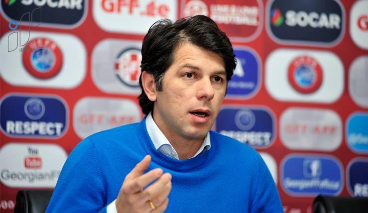 Kobiaşvili yenidən futbol federasiyasının prezidenti oldu